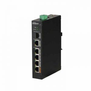 Switch PoE Dahua PFS3106-4ET-60