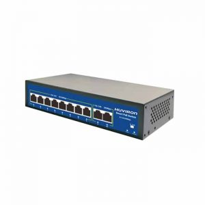 Switch POE Huviron F-SP3-8F2G-B
