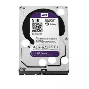 Ổ cứng Western Purple 5TB – WD50PURX