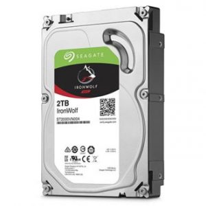 Sản phẩmổcứng Iron Wolf 2TB Seagate ST2000VN004