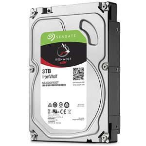 Ổ cứng Iron Wolf 3TB Seagate ST3000VN007