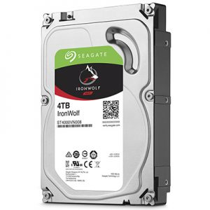 Ổ cứng Iron Wolf 4TB Seagate ST4000VN008
