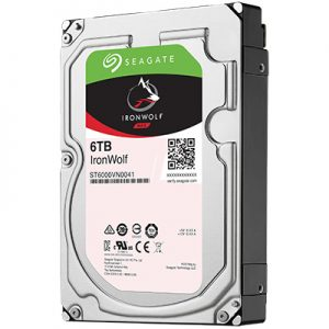 Ổcứng Iron Wolf 6TB Seagate ST6000VN0041