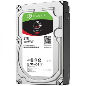 ổcứng Iron Wolf 8TB Seagate ST8000VN0022