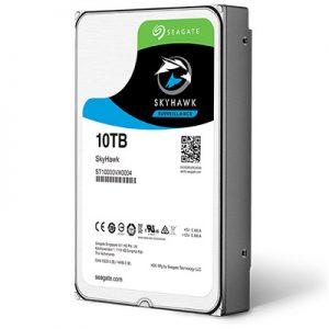 ổ cứng giám sátSEAGATE SKYHAWK 10TB ST10000VE0008
