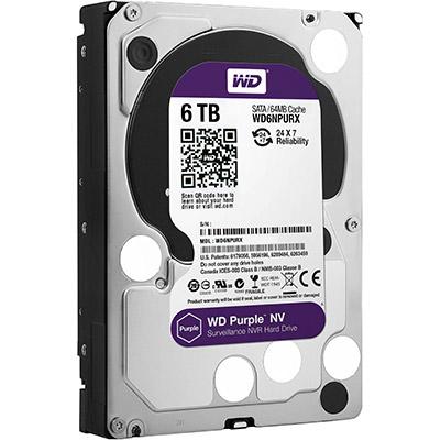 Ổ cứng WD Purple NV WD6NPURX 6TB