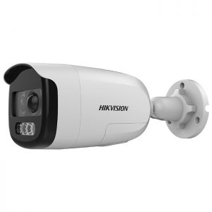 Camera HDTVI Colorvu 2MP HIKVISION DS-2CE12DFT-PIRXOF
