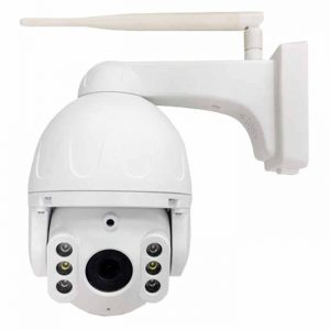 camera AI PTZ Wifi 3MP dùng 4G Vantech AI-V2074B