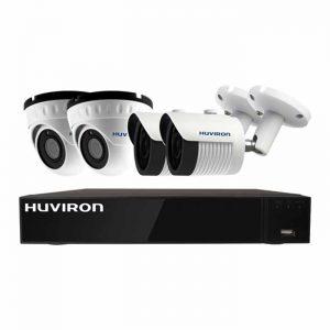Bộ kit 4 camera IP Huviron F-KIT4POE