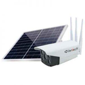 Camera AI Solar Wifi 2MP Vantech AI-V2034