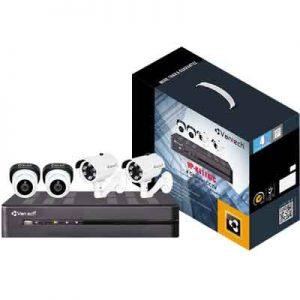 Combo Kit 4 kênh All In One Vantech VP-K411ATC