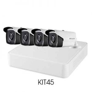 Bộ Kit Camera IP HIKVISION KIT45