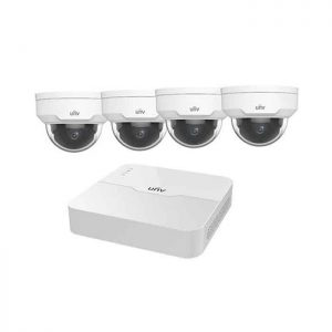 Bộ Camera IP UNV KIT/301-04LB-P4/4*IPC322LR3-VSPF28-D