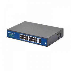 Switch POE Huviron F-SP3-16F2G-BL