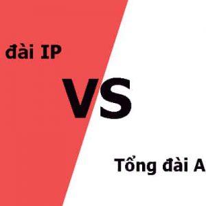 So sánh tổng đài IP và tổng đài Analog truyền thống
