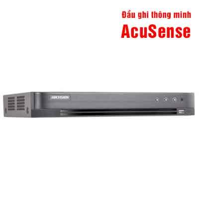 Đầu ghi thông minh AcuSense 4 kênh Hikvision iDS-7204HUHI-K2/4S