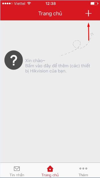 Hướng dẫn add đầu ghi vào tài khoản Hik-Connect